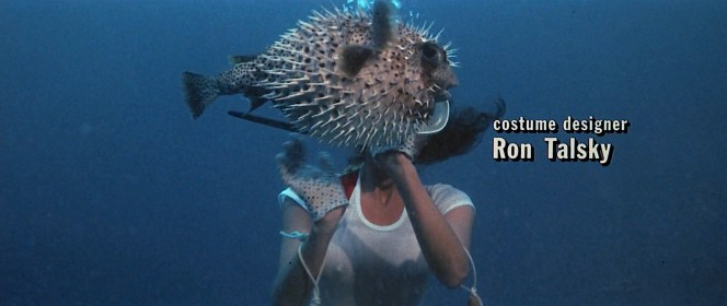 Jacqueline Bisset in The Deep (1977)