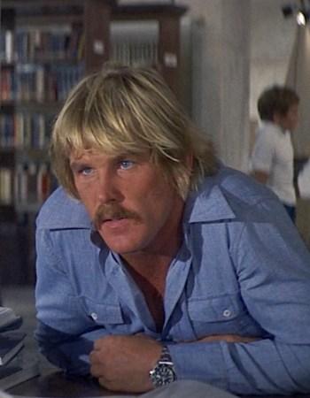Nick Nolte as David Sanders in The Deep (1977)