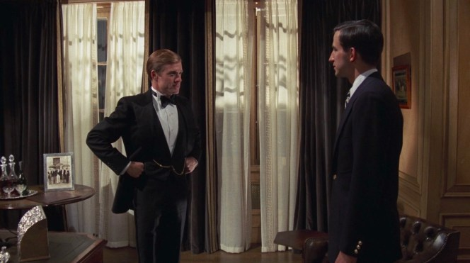 Robert Redford and Sam Waterston in The Great Gatsby (1974)