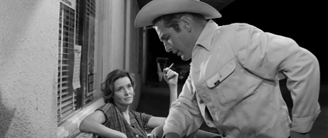 Paul Newman and Patricia Neal in Hud (1963)