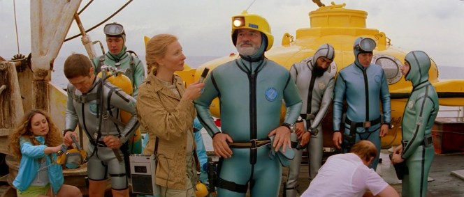 Bill Murray in The Life Aquatic with Steve Zissou (2004)