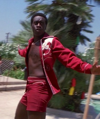 Don Cheadle as Buck Swope in Boogie Nights (1997)
