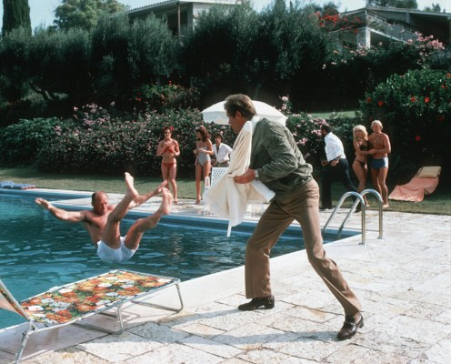 Roger Moore as James Bond in For Your Eyes Only (1981)