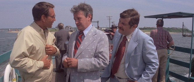 Murray Hamilton as Mayor Larry Vaughn in Jaws (1975)