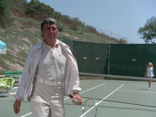 """Patrick O'Neal on Columbo, Episode: """"Blueprint for Murder"""""""