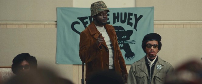 Daniel Kaluuya as Fred Hampton in Judas and the Black Messiah (2021)