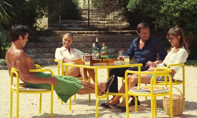 Alain Delon in La Piscine (1969)