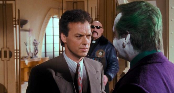 Michael Keaton as Bruce Wayne in Batman (1989)
