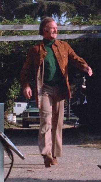 Gene Hackman as Harry Moseby in Night Moves (1975)