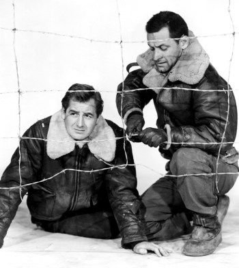Don Taylor and William Holden in Stalag 17 (1953)