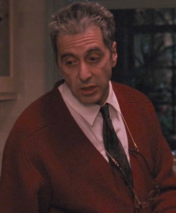 Al Pacino as Michael Corleone in The Godfather Part III (1990)