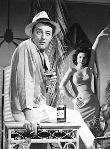 Robert Mitchum, 1957