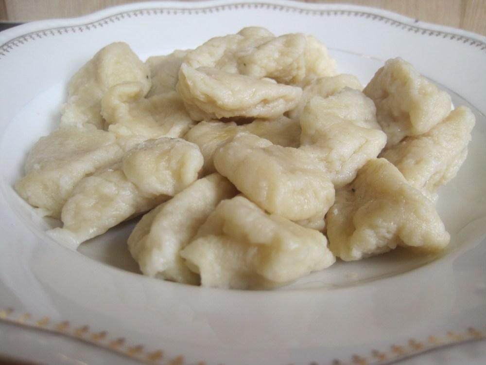 Kopytka (Polish Noodles) (1/4)