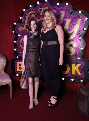 Louise Vance & Lauren Penman