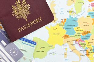 Passeport, carte d'Europe et pices d'identit