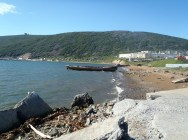 Magadan Beach
