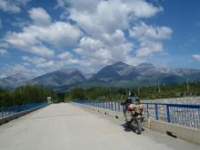 BAM concrete bridge.