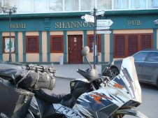 Irish Pub in Samara.