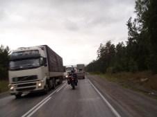 Road to Ufa.