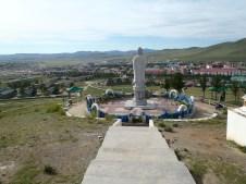 Tsetserleg Mongolia.