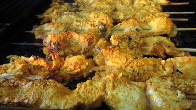 Indian Chicken Tikki