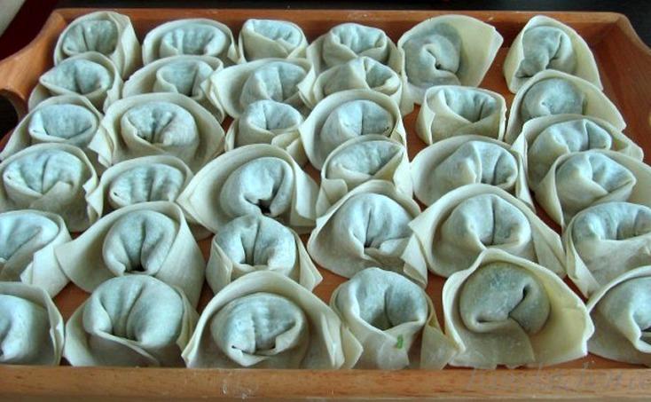 Lucky Shanghai Hun Tun - Bam's Kitchen