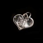mended heart back