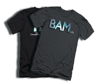 BAMvfx T-Shirts