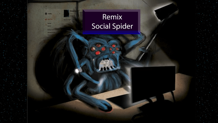social-spider-remix