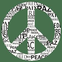 Pido la paz y la palabra