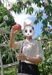 新橋いちゃキャバ・JK制服キャバクラ【ハイスクールbanana】 りか 桃狩り