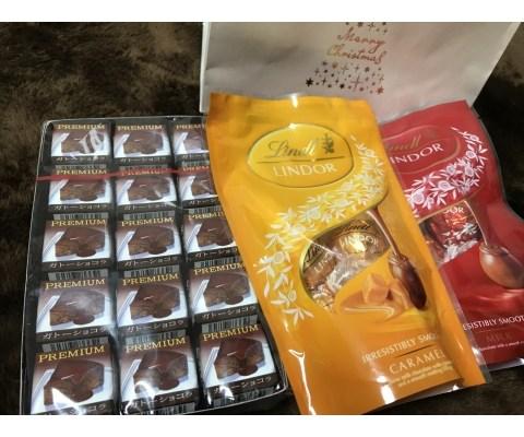 新橋いちゃキャバ・JK制服キャバクラ【ハイスクールbanana】 みゆ お客様から頂いたチョコレート