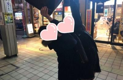 新橋いちゃキャバ・JK制服キャバクラ【ハイスクールbanana】 れいあ 友達と誕生日