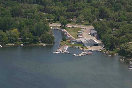 SkipperBud's Marina Lake Fenton, Michigan