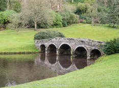 The Palladian Bridge, Stourhead.