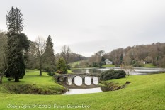 Stourhead Lake and Gardens.