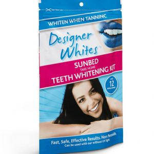 designer-white-sun-bed-pack teeth whitening pouch from banana beach beauty