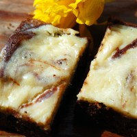 cheesecake brownie, sau un fel de negresa cu crema de branza