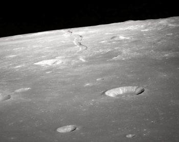 Superficie de la Luna