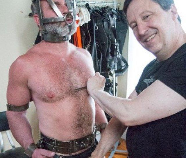 August 3 2017 Sfdom Tortures Kristofer Weston Serious Male Bondage