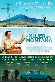 Poster oficial Mujer de la montaña