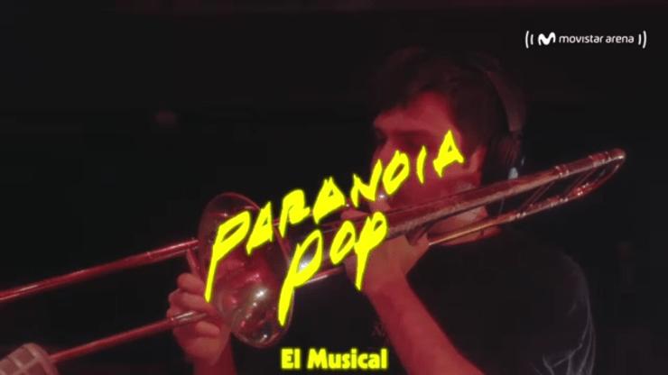 Paranoia Pop