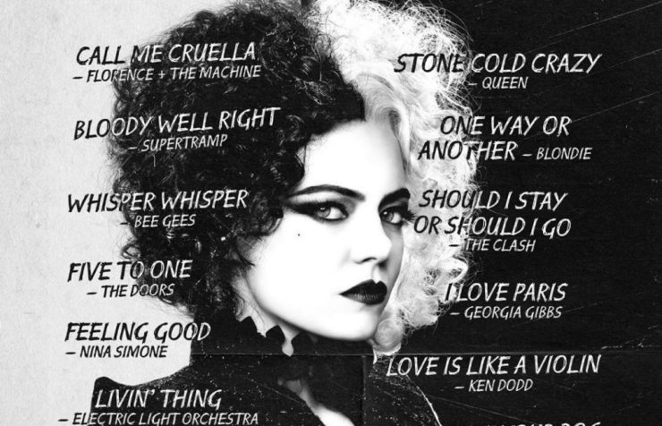 Soundtrack de Call Me Cruella