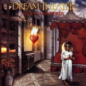 Portada del segundo álbum de Dream Theater, Images and Words.