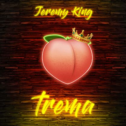 "Portada del single ""Trema"" de Jeremy King."