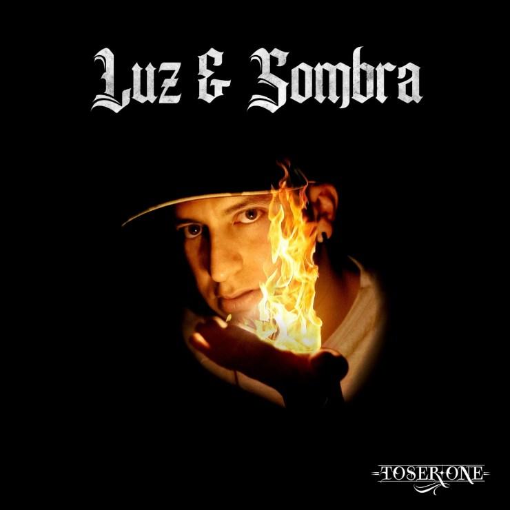 Portada del nuevo sencillo de Toser One: Luz y Sombra
