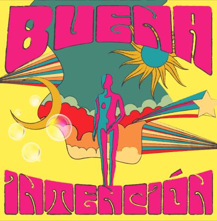 """Portada de """"Buena intención"""", el nuevo sencillo de La Bermúdez."""