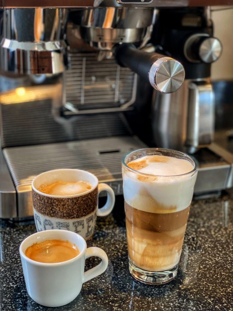 DeLonghi La Specialista MAESTRO - Kaffeespezialitäten