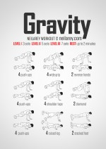 gravity-workout