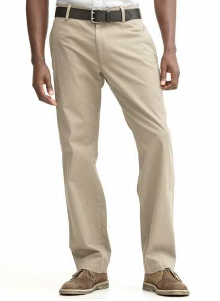 Banana Republic Straight Gavin Chino - Dillweed